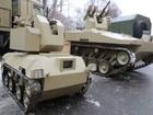 Nga thử nghiệm robot chiến đấu hạng nặng năm 2018