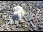 Không quân Nga-Syria giáng đòn chết chóc xuống phiến quân tại Daraa (video)