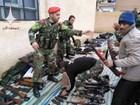 Quân đội Syria tiếp tục giải phóng cứ địa phiến quân ở ngoại vi Damascus (chùm video)