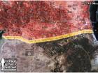 """""""Hổ Syria"""" nghiền nát phiến quân, chiếm 13 cứ địa IS tại đông Aleppo"""