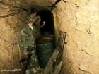 Chiến sự Syria: Phát hiện căn cứ ngầm khổng lồ của phiến quân ở ngoại vi Damascus