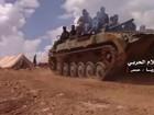 Pháo, tên lửa Syria nghiền nát cuộc tấn công IS tại Deir Ezzor (video)