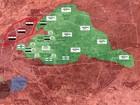 Hàng ngàn phiến quân Syria đầu hàng, di tản khỏi ngoại vi Damascus (video)