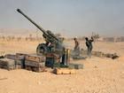 Quân đội Syria tấn công lớn, đánh đuổi IS ở nam Palmyra