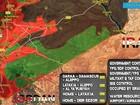 Quân đội Syria đập tan cuộc tấn công thánh chiến ở Sweida