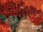 """""""Hổ Syria"""" ào ạt tiến đánh thị trấn phiến quân cửa ngõ tỉnh Raqqa"""