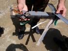 Chiến sự Syria: Quân Assad bắn rơi 3 máy bay không người lái Mỹ
