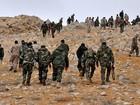 Quân đội Syria nhất loạt đánh dẹp IS trên các chiến trường then chốt