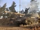 """""""Hổ Syria"""" dồn dập đánh chiếm liên tiếp 5 cứ địa IS ở đông Aleppo (video)"""