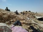 Quân đội Syria tấn công IS, tiến đánh về Deir- Ezzor từ Palmyra (ảnh - video)