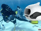 Robot điều khiển từ xa bơi lội như cá thật (video)