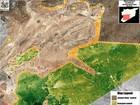 Quân đội Syria chiếm căn cứ quân sự cũ, thu giữ hàng tấn vũ khí của IS (video)