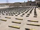 Quân đội Syria phục kích, bắt gọn lượng lớn vũ khí phiến quân tại Damascus