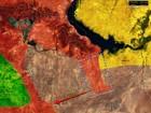 """""""Hổ Syria"""" thừa thắng xốc tới đánh diệt IS trên địa phận Raqqa (video)"""