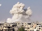 Quân đội Syria trút hỏa lực hủy diệt phiến quân cố thủ Daraa (video)