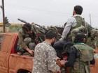 Không quân Nga dội lửa, quân đội Syria đánh thốc ngoại vi Damascus (video)