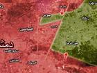 Nga oanh tạc ác liệt, quân đội Syria tiến đánh dữ dội ngoại ô Damascus