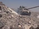 Quân đội Syria dồn dập tấn công phiến quân FSA được Mỹ hậu thuẫn (video)