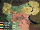 Quân đội Syria tung đòn kết liễu IS ngoại vi Aleppo (video)