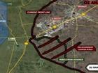 Israel không kích, phiến quân Hồi giáo liều tấn công quân đội Syria (video)