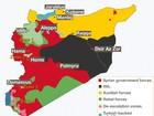 Chiến sự Syria: Lệnh ngừng bắn do Nga, Mỹ, Jordan hậu thuẫn có hiệu lực
