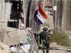 Chiến sự Syria: Quân Assad tấn công dữ dội sào huyệt phiến quân ngoại ô Damascus (video)