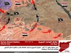 IS ép phiến quân tử chiến tại Palmyra (video)