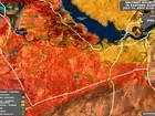"""""""Hổ Syria"""" chuyển hướng tấn công IS tại Homs"""