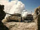 Quân đội Syria tràn vào tấn công hủy diệt phiến quân đông Damascus