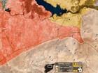 """""""Hổ Syria"""" đập tan IS, chiếm hàng loạt địa bàn chiến lược ở Raqqa"""