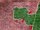 Syria: Cuộc chiến đẫm máu giành giật đông Damascus (chùm video)