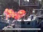 Phiến quân khoe tấn công căn cứ hải quân Syria