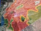 Quân đội Syria vây chặt phiến quân thánh chiến tại Sweida