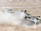 Quân đội Syria dồn binh tiến đánh thị trấn chiến lược tỉnh Homs