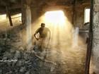 Quân đội Syria ác chiến phiến quân cố thủ ngoại vi Damascus