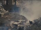 """Tên lửa TOW Mỹ """"bó tay"""" trước xe tăng T-72 Syria (video)"""