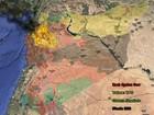 """""""Hổ Syria"""" đè bẹp IS, đánh chiếm hàng loạt địa bàn trọng yếu ở Raqqa"""