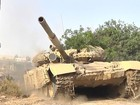 Video chiến sự kinh hoàng ở ngoại vi Damascus, Syria (video)