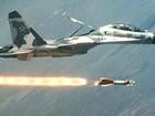 Chiến cơ Nga thổi bay xe đạn IS bằng bom laser (video)