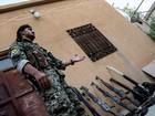 Chiến sự Syria: Dân quân Kurd tung UAV tập kích IS ở Raqqa (video)
