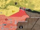 """Nga dội hỏa lực, """"Hổ Syria"""" chiếm liên tiếp 3 cứ địa IS tiến về Deir Ezzor (video)"""