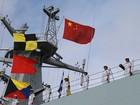Người nhái Nhật áp sát chiến hạm Trung Quốc ở Djibouti