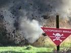 """Chiến sự Ukraine: Tốp biệt kích Kiev """"dính bẫy"""" mìn quân nhà khi đột nhập Donesk"""