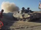 """""""Hổ Syria"""" và bộ tộc Raqqa càn quét IS trên bờ tây Euphrates (video)"""