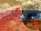 T-72 Syria trúng đạn phiến quân, IS quyết tử thủ tại Al-Sukhnah (video)