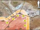 Quân đội Syria nghiền nát IS, chiếm hoàn toàn thị trấn chiến lược Al-Sukhnah (video)