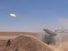 IS cầm chân quân đội Syria trên sa mạc Homs