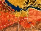 """""""Hổ Syria"""" đoạt liên tiếp 2 thị trấn phiến quân, sắp bao vây cứ điểm IS tại Raqqa"""