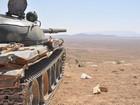 Chiến sự Syria: Quân Assad đánh gục IS phản kích tái chiếm thị trấn chiến lược