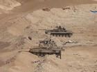 Hỏa lực Syria gầm thét đánh chặn IS công kích thị trấn chiến lược